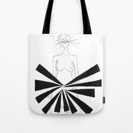 Vag by riendo Tote Bag