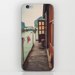 Fisherman's Backyard iPhone Skin