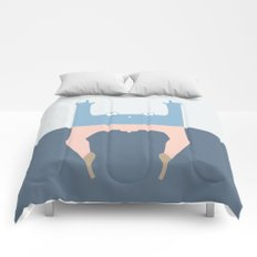 Pantless Project / HENRY Comforters