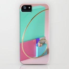 Golden Ratio iPhone Case