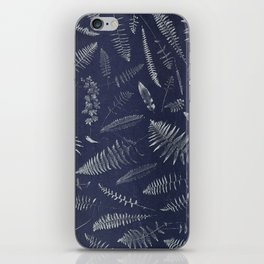 Botanical Fern iPhone Skin
