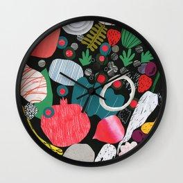 Garden2 Wall Clock