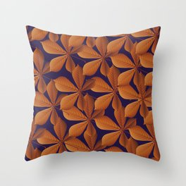 Floral pattern 8 Throw Pillow