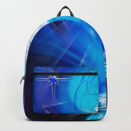 Zodiac sign Aquarius - Happy Birthday 3 Backpack