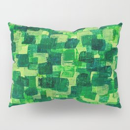 Jade Scales Pillow Sham