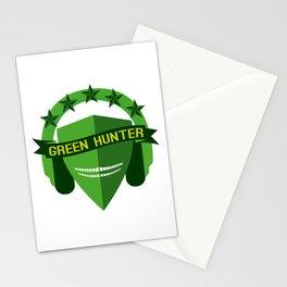 GREEN HUNTER Stationery Cards