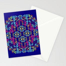 """Microchip"" 9 Stationery Cards"