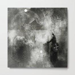 þerscwold - Threshold Metal Print