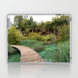 guided relaxation Laptop & iPad Skin