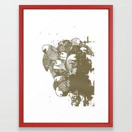 pajarracos Framed Art Print