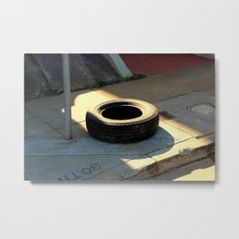 Catching Some Rays Metal Print
