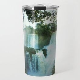 Wonderful Waterfall Travel Mug