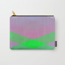 Geometric Abstract Color background #society6 #decor #buyart #artprint Carry-All Pouch