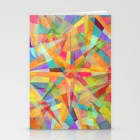 star Stationery Cards featuring Star by Danny Ivan