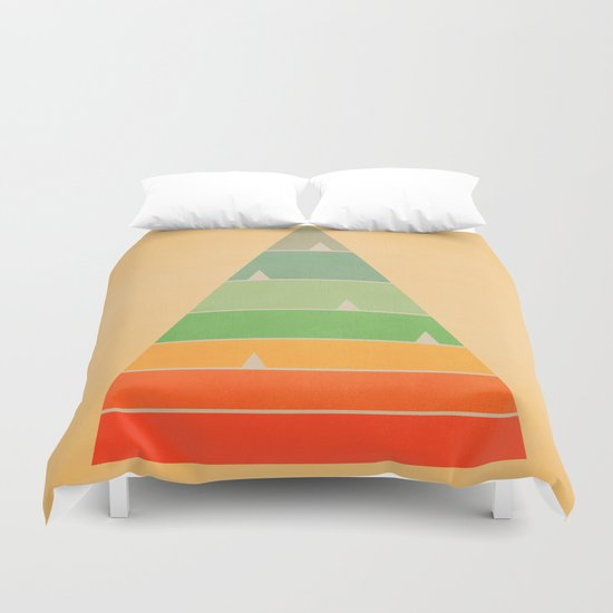 Sequence 02 Duvet Cover