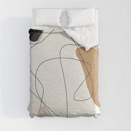 Thin Flow II Comforters