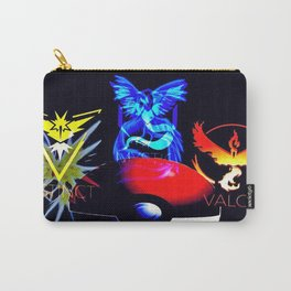 Teams Valor Mystic and Instinct Carry-All Pouch