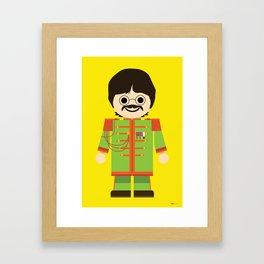 Toy John Framed Art Print