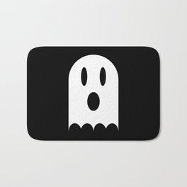 Scary Halloween Ghost Bath Mat