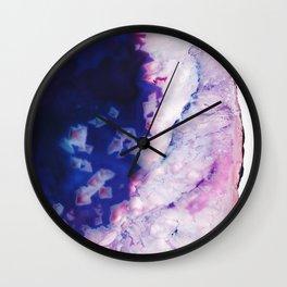 Crystal eyes Wall Clock