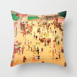 Big Top Throw Pillow
