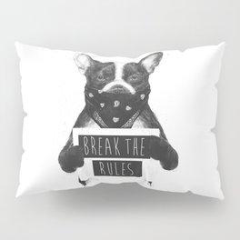 Rebel dog Pillow Sham