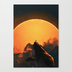 Easy Changes Canvas Print
