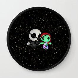 Halloween Babies | Jack | Sally | Christmas | Nightmare Wall Clock