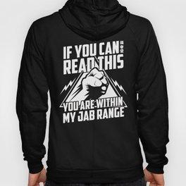 Fear the Jab Hoody
