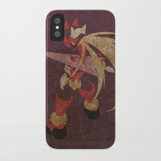 Omega iPhone Case