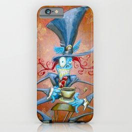 Mad Hatter iPhone Case