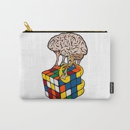 Cube Brain Carry-All Pouch