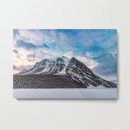 Fairview Mountain Metal Print