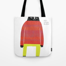 Good Buddy Tote Bag