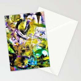 Sight, Insight and Vision 2020 Part 1 By Bethany Pell  Stationery Cards