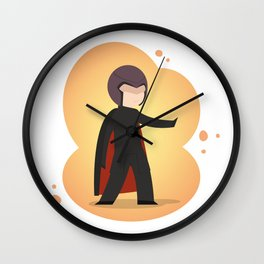 The most magnetic of the X-men: Little Magneto Wall Clock