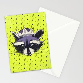 King Racoon · Ver.3 Stationery Cards