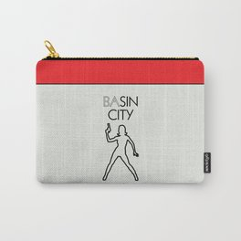 Basin City Monopoly Location Carry-All Pouch