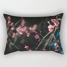 spring time in Japan #society6 #decor #buyart Rectangular Pillow