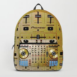 DDJ SX N In Limited Edition Gold Colorway Backpack