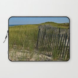 Cape Cod Beach Dunes Laptop Sleeve
