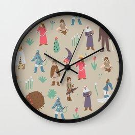 Nausicaä Wall Clock