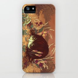 Surfacing  iPhone Case
