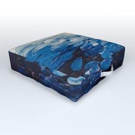 Blue Seas Outdoor Floor Cushion
