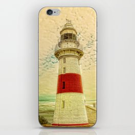 Low Head Lighthouse iPhone Skin