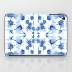 Mirror Dye Blue iPad Case