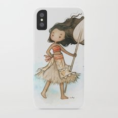 Moana Slim Case iPhone X