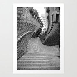 Twisty Art Print