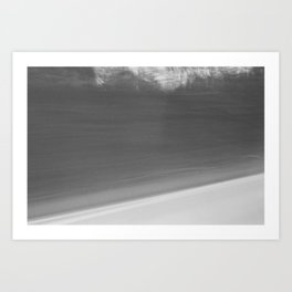 Lofi Ride Art Print