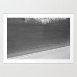 Lofi Ride Art Print